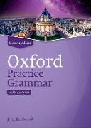 Cover-Bild zu Eastwood, John (Weiterhin): Oxford Practice Grammar: Intermediate: with Key