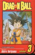 Cover-Bild zu Toriyama, Akira: Dragon Ball, Vol. 3