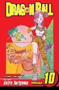 Cover-Bild zu Toriyama, Akira: Dragon Ball, Vol. 10