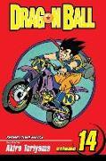 Cover-Bild zu Toriyama, Akira: Dragon Ball, Vol. 14