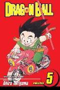 Cover-Bild zu Toriyama, Akira: Dragon Ball, Vol. 5