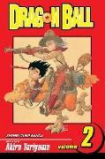 Cover-Bild zu Toriyama, Akira: Dragon Ball, Vol. 2
