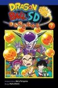 Cover-Bild zu Akira Toriyama (Original Story): Dragon Ball SD 7