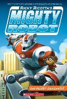 Cover-Bild zu Pilkey, Dav: Ricky Ricotta's Mighty Robot (Book 1)