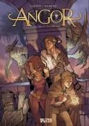 Cover-Bild zu Gaudin, Jean-Charles: Angor 01. Die Flucht