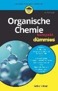 Cover-Bild zu Winter, Arthur: Organische Chemie kompakt für Dummies