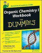 Cover-Bild zu Winter, Arthur: Organic Chemistry I Workbook For Dummies