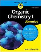 Cover-Bild zu Winter, Arthur: Organic Chemistry I For Dummies