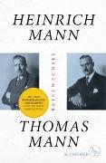 Cover-Bild zu Mann, Heinrich: Briefwechsel