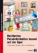 Cover-Bild zu Vogt, Susanne: Berühmten Persönlichkeiten lesend auf der Spur (eBook)