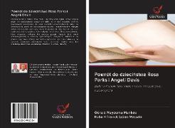 Cover-Bild zu Mankou, Gérald Mayouma: Powrót do dziecinstwa Rosa Parks i Angeli Davis