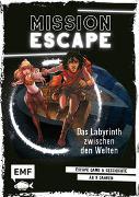 Cover-Bild zu Lylian: Mission Escape - Das Labyrinth zwischen den Welten