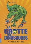 Cover-Bild zu Stone, Rex: Grotte Dinosaures N01 Attaque