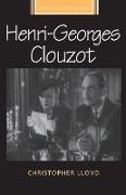 Cover-Bild zu Lloyd, Christopher: Henri-Georges Clouzot