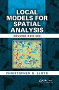 Cover-Bild zu Lloyd, Christopher D.: Local Models for Spatial Analysis