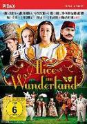 Cover-Bild zu Tina Majorino (Schausp.): Alice im Wunderland