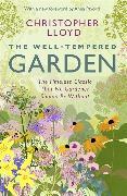 Cover-Bild zu Lloyd, Christopher: The Well-Tempered Garden