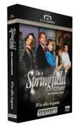 Cover-Bild zu Bernau, Christopher (Schausp.): Die Springfield Story - Staffel 1 - Wie alles begann