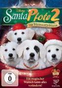 Cover-Bild zu Vince, Robert (Reg.): Santa Pfote 2 - Die Weihnachts-Welpen