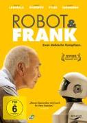 Cover-Bild zu Ford, Christopher D.: Robot & Frank - Zwei diebische Komplizen
