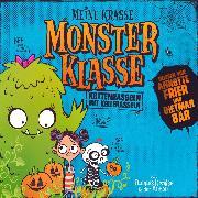 Cover-Bild zu Krüger, Thomas: Meine krasse Monsterklasse (Audio Download)