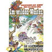 Cover-Bild zu Stendal, Gören: Abenteuer im Wilden Westen, Folge 2: Die Geisterfarm / Goldgräber-Joe (Audio Download)