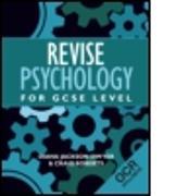 Cover-Bild zu Jackson-Dwyer, Diana (Association for the Teaching of Psychology, UK): Revise Psychology for GCSE Level