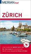 Cover-Bild zu Gerberding, Eva: MERIAN live! Reiseführer Zürich