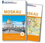 Cover-Bild zu Gerberding, Eva: MERIAN live! Reiseführer Moskau