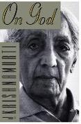 Cover-Bild zu Krishnamurti, Jiddu: On God