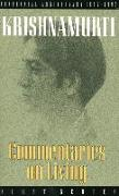 Cover-Bild zu Krishnamurti, Jiddu: Commentaries on Living: First Series