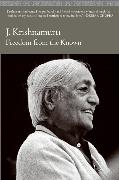 Cover-Bild zu Krishnamurti, Jiddu: Freedom from the Known