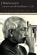 Cover-Bild zu Krishnamurti, Jiddu: Education and the Significance of Life