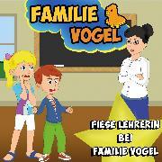 Cover-Bild zu Fiese Lehrerin bei Familie Vogel (Audio Download)