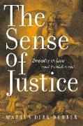 Cover-Bild zu Dubber, Markus Dirk: The Sense of Justice