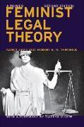 Cover-Bild zu Levit, Nancy: Feminist Legal Theory (Second Edition)