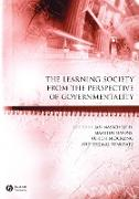 Cover-Bild zu Brockling, Ulrich (Hrsg.): The Learning Society from the Perspective of Governmentality