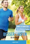 Cover-Bild zu Meier, Holger: Besser laufen für Anfänger