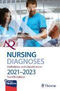 Cover-Bild zu NANDA International Nursing Diagnoses
