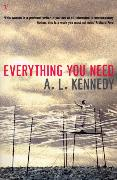 Cover-Bild zu Kennedy, A.L.: Everything You Need