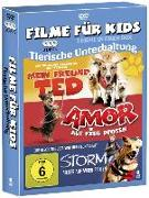 Cover-Bild zu Christiansen, Jesper N.: Filme für Kids - Tierische Unterhaltung