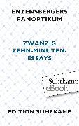 Cover-Bild zu Enzensberger, Hans Magnus: Enzensbergers Panoptikum (eBook)