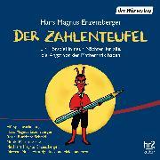 Cover-Bild zu Enzensberger, Hans Magnus: Der Zahlenteufel (Audio Download)