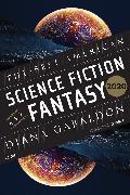 Cover-Bild zu Adams, John Joseph (Hrsg.): The Best American Science Fiction and Fantasy 2020