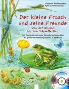 Cover-Bild zu Reichenstetter, Friederun: Der kleine Frosch und seine Freunde