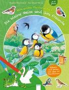 Cover-Bild zu Reichenstetter, Friederun: Die kleine Meise und ihre Freunde. Mein großes Tierstickerbuch