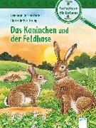 Cover-Bild zu Reichenstetter, Friederun: Das Kaninchen und der Feldhase