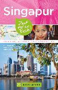 Cover-Bild zu Hein, Christoph: Bruckmann Reiseführer Singapur: Zeit für das Beste (eBook)