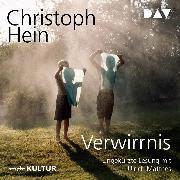 Cover-Bild zu Hein, Christoph: Verwirrnis (Audio Download)