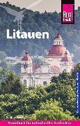Cover-Bild zu Schäfer, Günther: Reise Know-How Reiseführer Litauen (eBook)